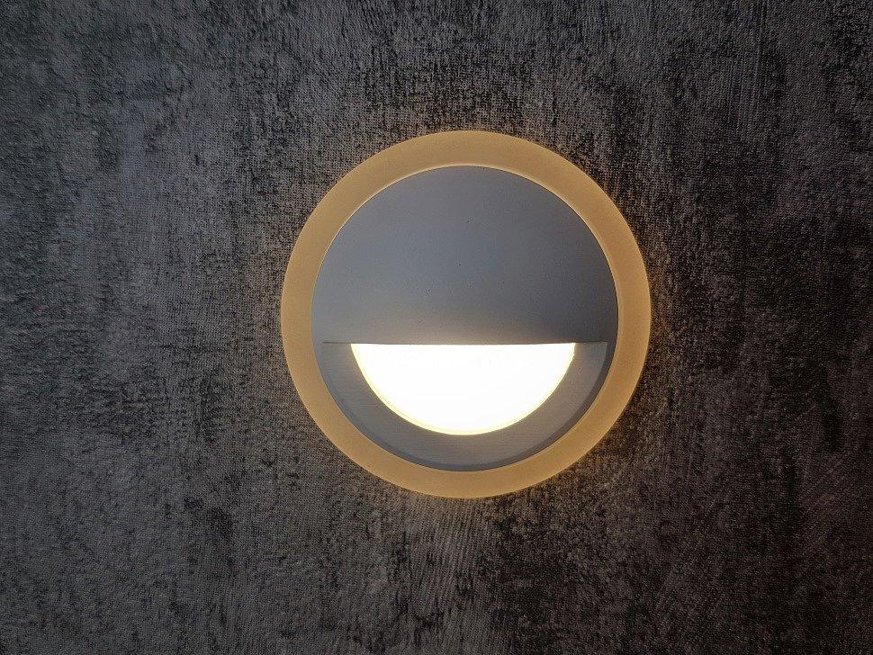 Светильник подсветка ступеней