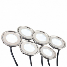 Arlight · KT-R-6x0.5W · LED Warm White 12V · 018233